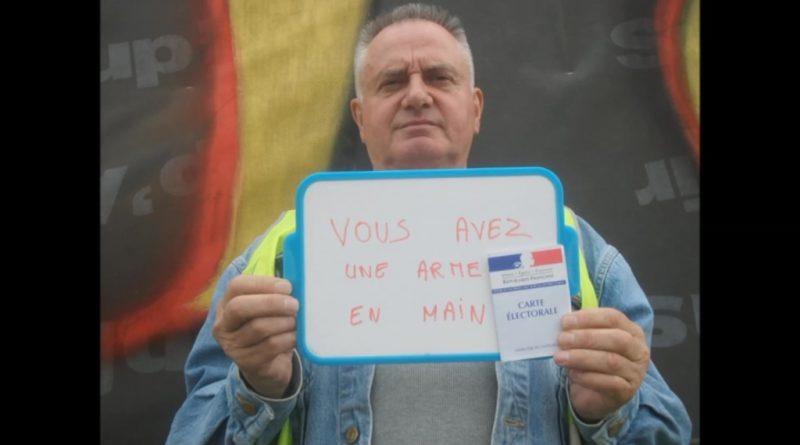 Tout voter ,sauf Macron ! (Vidéo)