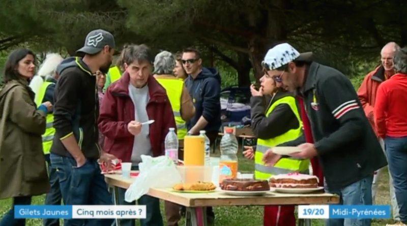 Fiesta de Pâques (FR3 27/04)