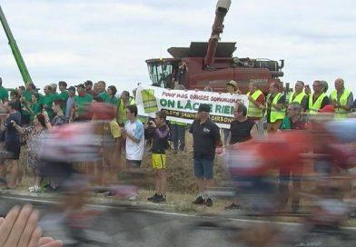 La Vidéo du Tour de France à Longages
